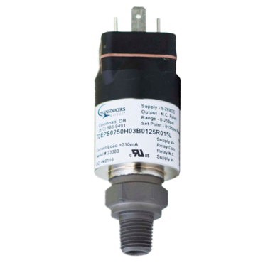 tdeps electronic pressure switch transducers direct rh transducersdirect com Power Relay Relay Manufacturers