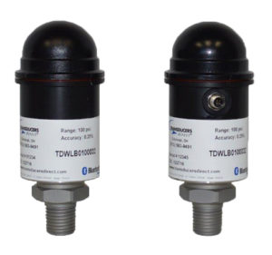 TDWLB-DL Wireless Bluetooth Pressure Transducer with Data Logging Capability