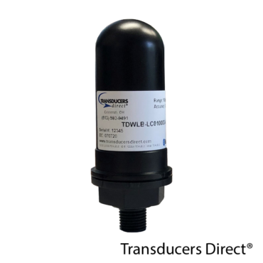 CirrusSense™ TDWLB-LC Low Cost Wireless Pressure Transducer
