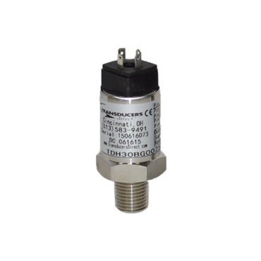 Pressure Transducer – 0 to 250 psi, 4-20mA, 1/4 NPT male, 9.4 mini DIN
